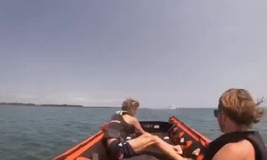 Boaters Fail to Send it