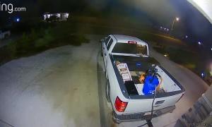 Theft Management with a Splash