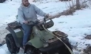 4 Wheeler Fix Goes Afoul