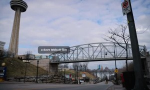 Niagara Falls is a Ghost Town