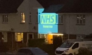 Thank You to All the Legendary NHS Workers