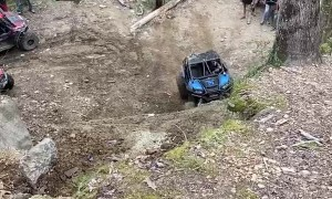 Rzr Crash at Money Hill
