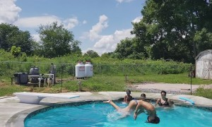 Lost Art Of The Bellyflop