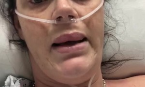 Woman infected with Covid19 explains how hard it is