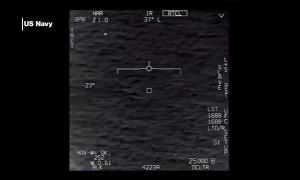 Pentagon declassifies leaked 'UFO' videos