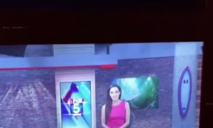 Running on the Live News