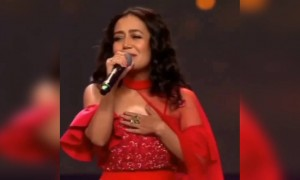Neha Kakkar and her soulful voice!
