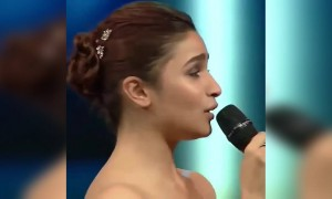 Why did Alia Bhatt break down?