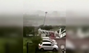 Rains can be brutal