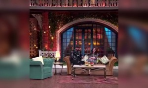Funny banter with Kapil Sharma