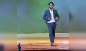 Prince and his serious dancing skills