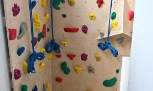 Covid Climbing Wall