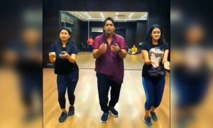 Ganesh Acharya and his unique dance