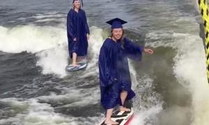 Wake Riding Graduation Celebration