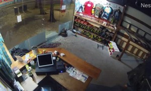 Break In at Waikiki Bike Shop