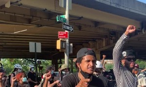 Peaceful Protest Speech by BLM Leader