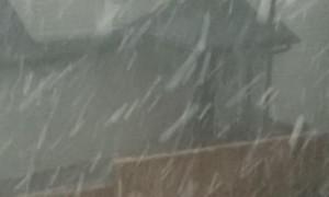 Huge Hailstorm in June
