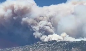 Evacuations ordered due to Bighorn Fire near Tucson, AZ