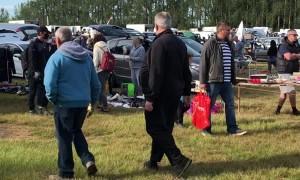 Car Boot Sale Goers Disregard Social Distancing Guidelines