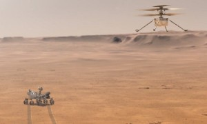 Mars helicopter preps to be first aircraft to perform flight on another planet