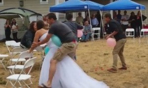 Extreme Weddings