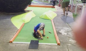 Holey Moley Mini-Golf