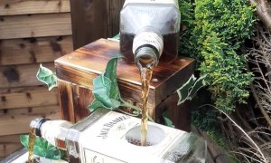 Jack Daniel's Whiskey Fountain