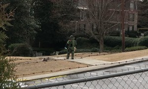 Bomb Squad Responds to Reported Active Pipe Bombs in Atlanta Neighborhood