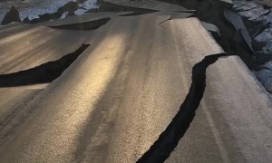 Insane 7.0 Alaskan Earthquake 2018