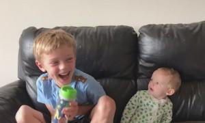 Hilarious Siblings