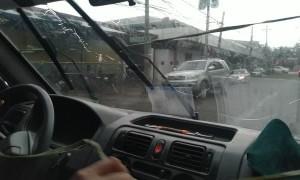 Manual Car Wiper