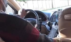 Upset Uber Driver Talks About Voodoo