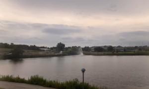 Derecho Storm Darkens the Skies in Des Moines