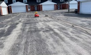 Daughter Towed by Powerful RC Car