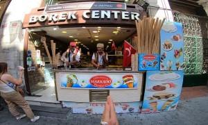 The Longest Game of Ice Cream Keepaway
