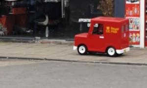 Postman Pat Doing His Rounds