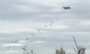 Airdrops in Alaska