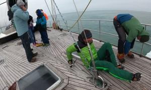 Iceberg Flips on Explorers