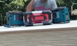 Builders Turned DJ