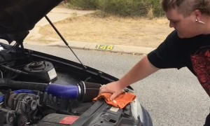 Steamy Solution for Car Problems