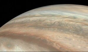 Stunning Flyover of Jupiter Created From NASA Juno Imagery