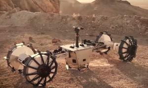 NASA's Incredible New Transformer Rover Can Explore the Toughest Terrain