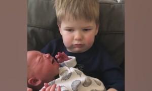 Families Meeting Newborns