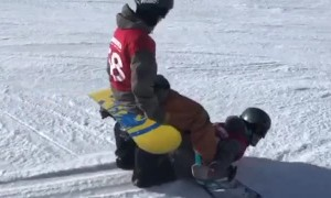 New Style of Snowboarding
