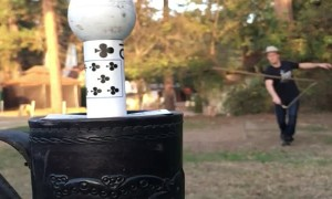 Impressive Tricks with Whips