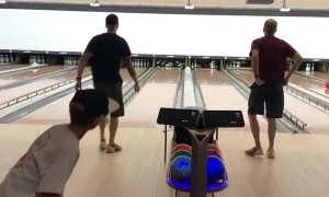 Identical Strikes from Identical Twins
