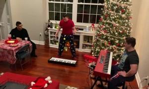 Juggling a Christmas Carol