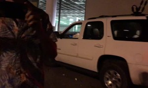 SUV Soars into Epic Fail