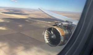 Airplane Returns to Denver After Engine Malfunction