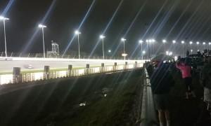 Crash on the Last Lap at the 2021 Daytona 500